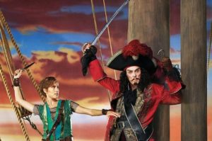 Andrew Lloyd Webber musical - Peter Pan and Captain Hook