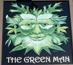 The Green Man.