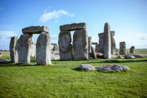Stonehenge model - Picture of Stonehenge